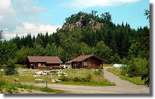 Rangerstation Scharfenstein